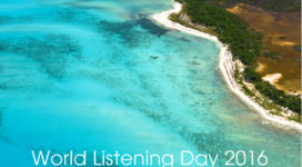 World Listening Day 2018