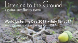 Listening to the ground event